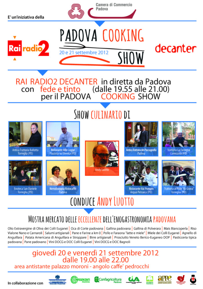 Padova Cooking Show